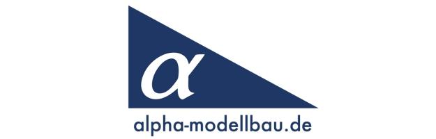 Logo Alpha Modellbau